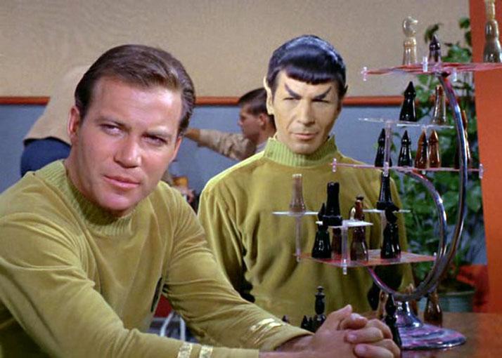 "Star Trek: il ""vero"" inizio (1966)"