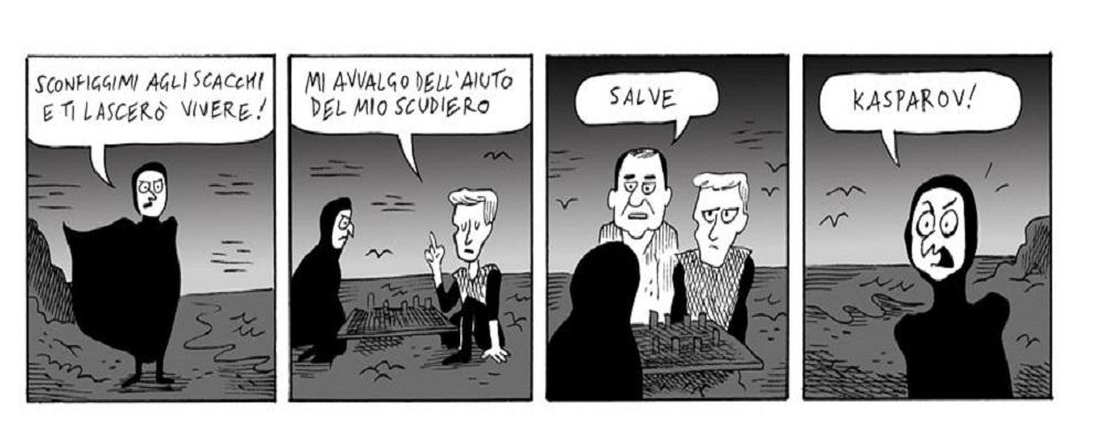 RIP Tuono Pettinato (2021)